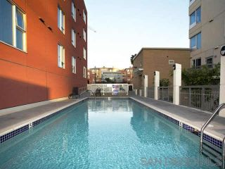 Photo 33: SAN DIEGO Condo for sale : 1 bedrooms : 300 W Beech St #1407