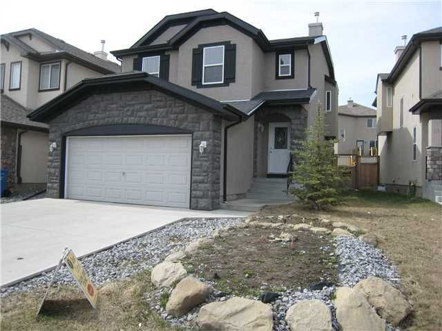 Main Photo: 45 SHERWOOD Terrace NW in CALGARY: Sherwood Calgary Residential Detached Single Family for sale (Calgary)  : MLS®# C3522449