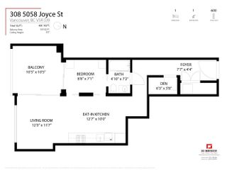 """Photo 23: 308 5058 JOYCE Street in Vancouver: Collingwood VE Condo for sale in """"JOYCE BY WESTBANK"""" (Vancouver East)  : MLS®# R2617794"""