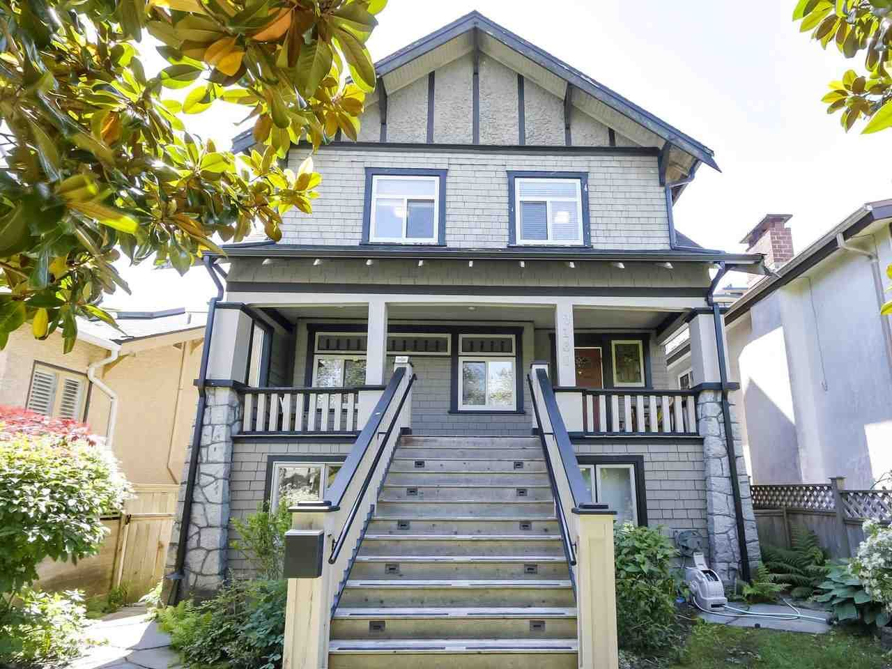 "Main Photo: 2160 W 37TH Avenue in Vancouver: Kerrisdale House for sale in ""Kerrisdale"" (Vancouver West)  : MLS®# R2459837"
