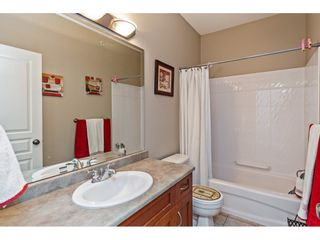 """Photo 14: 34 2842 WHATCOM Road in Abbotsford: Abbotsford East Townhouse for sale in """"Forest Ridge"""" : MLS®# R2450038"""
