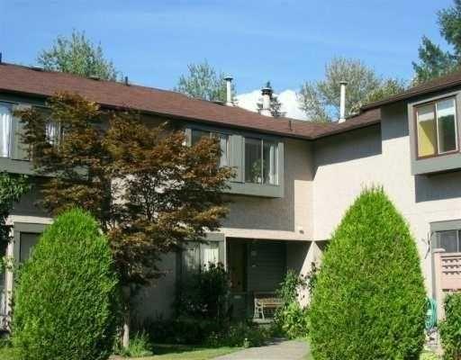 Main Photo: 35 3190 TAHSIS AV in Coquitlam: New Horizons Townhouse for sale : MLS®# V583316