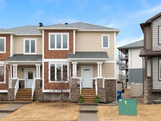 Main Photo: 119 Merganser Crescent: Fort McMurray Semi Detached for sale : MLS®# A1103258