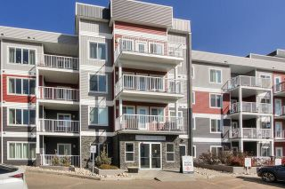 Photo 2: 106 1820 RUTHERFORD Road in Edmonton: Zone 55 Condo for sale : MLS®# E4227965