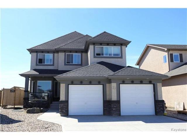 Main Photo: 30 Stellarton Crescent in Winnipeg: River Park South Residential for sale (2F)  : MLS®# 1708477