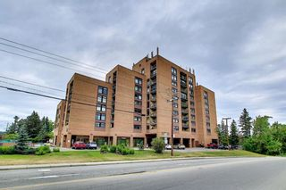 Photo 1: 212 8604 48 Avenue NW in Calgary: Bowness Apartment for sale : MLS®# A1138571
