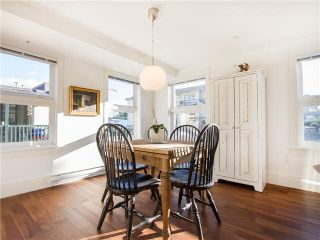 """Photo 9: 1769 E 20TH Avenue in Vancouver: Victoria VE Townhouse for sale in """"Cedar Cottage Townhouses"""" (Vancouver East)  : MLS®# V1094982"""