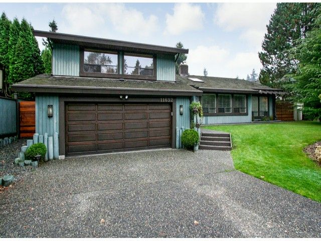 Main Photo: 11632 COMMONWEALTH CR in Delta: Sunshine Hills Woods House for sale (N. Delta)  : MLS®# F1324667