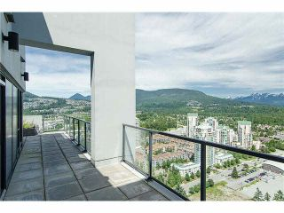 """Photo 17: 4001 1178 HEFFLEY Crescent in Coquitlam: North Coquitlam Condo for sale in """"THE OBELISK"""" : MLS®# V1116364"""