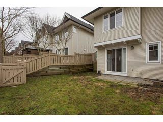 """Photo 19: 40 20560 66 Avenue in Langley: Willoughby Heights Townhouse for sale in """"AMBERLEIGH II"""" : MLS®# R2134449"""