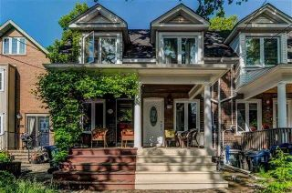 Photo 1: 278A Lee Avenue in Toronto: The Beaches House (2-Storey) for lease (Toronto E02)  : MLS®# E4980536