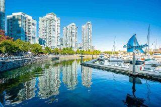 "Photo 25: 602 189 DAVIE Street in Vancouver: Yaletown Condo for sale in ""AQUARIUS III"" (Vancouver West)  : MLS®# R2584191"