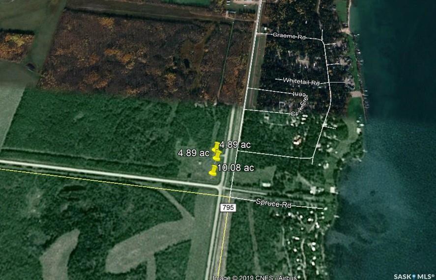 Main Photo: #21 Aspen Road, Adjacent to Aspen Cove in Turtle Lake: Lot/Land for sale : MLS®# SK852853
