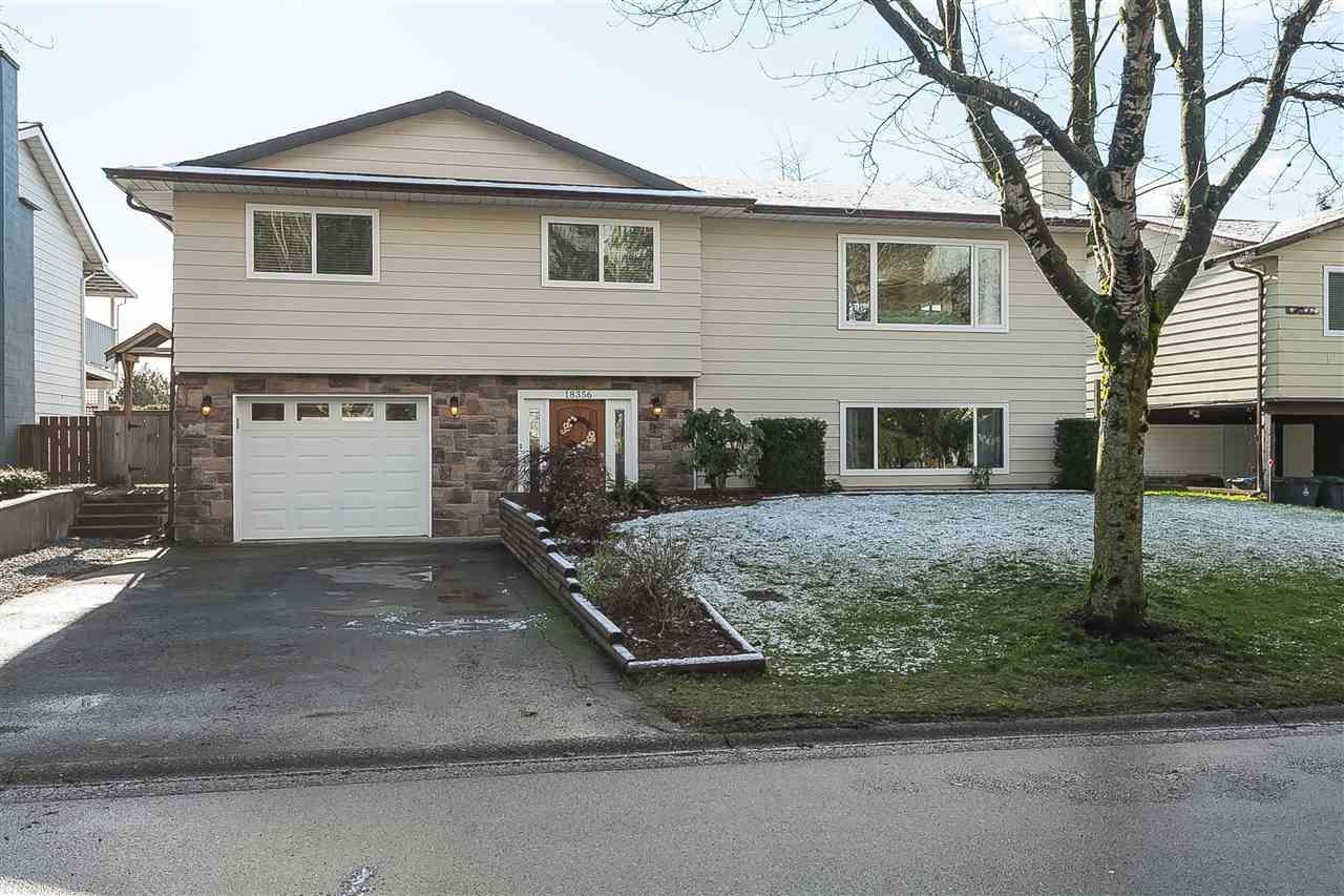 Main Photo: 18356 58B Avenue in Surrey: Cloverdale BC House for sale (Cloverdale)  : MLS®# R2433056