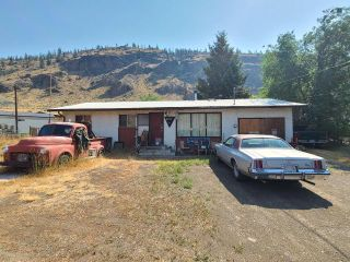 Photo 1: 4032 HILLS FRONTAGE ROAD: Cache Creek House for sale (South West)  : MLS®# 163272