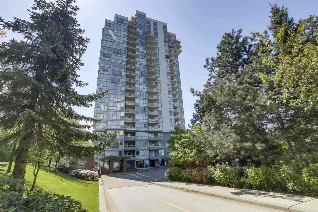 Main Photo: 1905 235 GUILDFORD WAY in Port Moody: North Shore Pt Moody Condo for sale : MLS®# R2404474