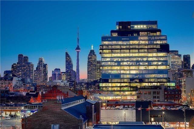 Main Photo: 709 90 Trinity Street in Toronto: Moss Park Condo for lease (Toronto C08)  : MLS®# C4434045