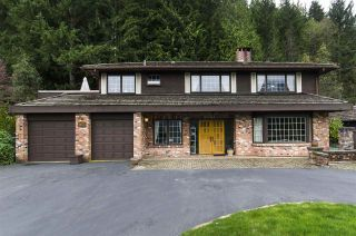 Photo 1: 165 STEVENS DRIVE in West Vancouver: British Properties House for sale : MLS®# R2358170