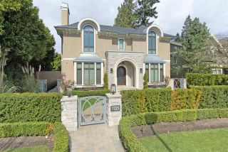 Main Photo: 1135 W 39TH Avenue in Vancouver: Shaughnessy House for sale (Vancouver West)  : MLS®# R2557958
