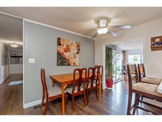Photo 9: 35281 RIVERSIDE Road: Manufactured Home for sale in Mission: MLS®# R2582946