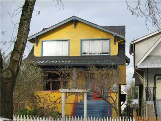 Photo 1: 43 W 18TH Avenue in Vancouver: Cambie House for sale (Vancouver West)  : MLS®# V876047