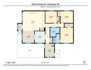 Photo 3: 100 Carmanah Dr in : CV Courtenay East House for sale (Comox Valley)  : MLS®# 866994