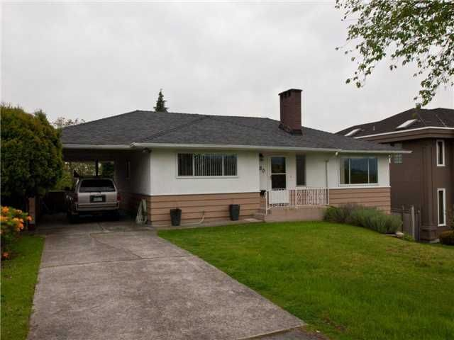 Main Photo: 5780 CHARLES Street in Burnaby: Parkcrest House for sale (Burnaby North)  : MLS®# V890552