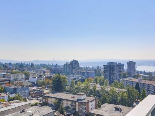 """Photo 12: 1606 1320 CHESTERFIELD Avenue in North Vancouver: Central Lonsdale Condo for sale in """"Vista Place"""" : MLS®# R2355353"""