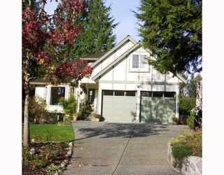 Photo 1: 2536 BRONTE Drive in North_Vancouver: Blueridge NV House for sale (North Vancouver)  : MLS®# V681757