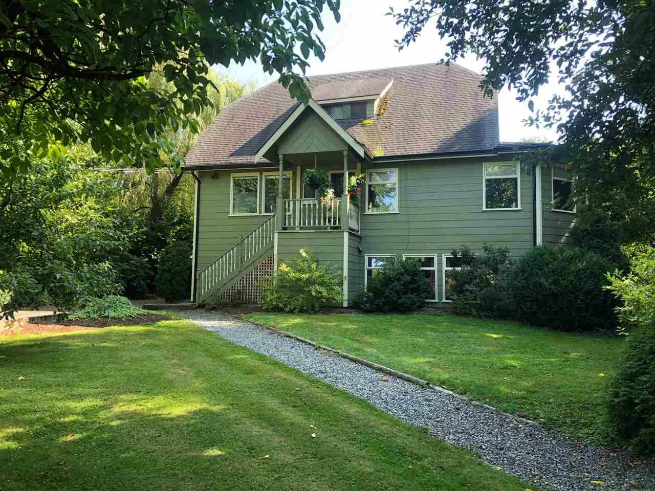 Main Photo: 27618 56 Avenue in Abbotsford: Bradner House for sale : MLS®# R2436900