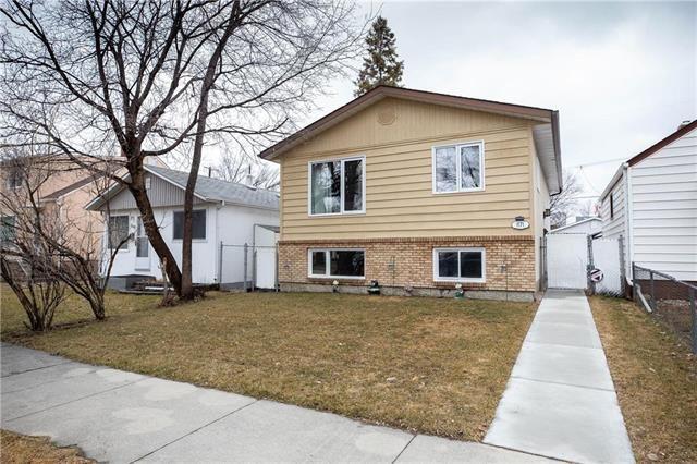 Photo 1: Photos: 871 Beach Avenue in Winnipeg: East Elmwood Residential for sale (3B)  : MLS®# 1909033