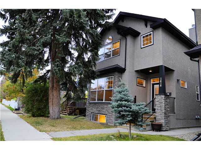 Main Photo: 1414 2A Street NW in CALGARY: Crescent Heights Residential Detached Single Family for sale (Calgary)  : MLS®# C3556437