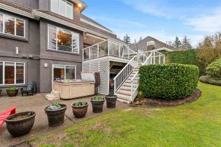 """Photo 34: 2577 138A Street in Surrey: Elgin Chantrell House for sale in """"Peninsula Park"""" (South Surrey White Rock)  : MLS®# R2556090"""