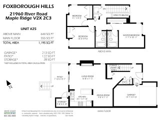 """Photo 3: 25 21960 RIVER Road in Maple Ridge: West Central Townhouse for sale in """"Foxborough Hills"""" : MLS®# R2289851"""