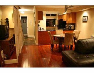 "Photo 2: 6 1266 W 6TH Avenue in Vancouver: Fairview VW Townhouse for sale in ""CAMDEN COURT"" (Vancouver West)  : MLS®# V688576"