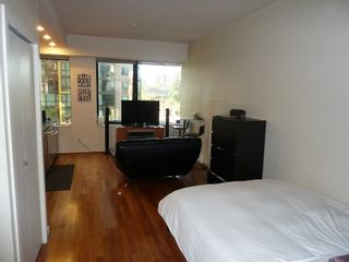 """Photo 14: 613 1333 W GEORGIA Street in Vancouver: Coal Harbour Condo for sale in """"Qube"""" (Vancouver West)  : MLS®# V1024937"""