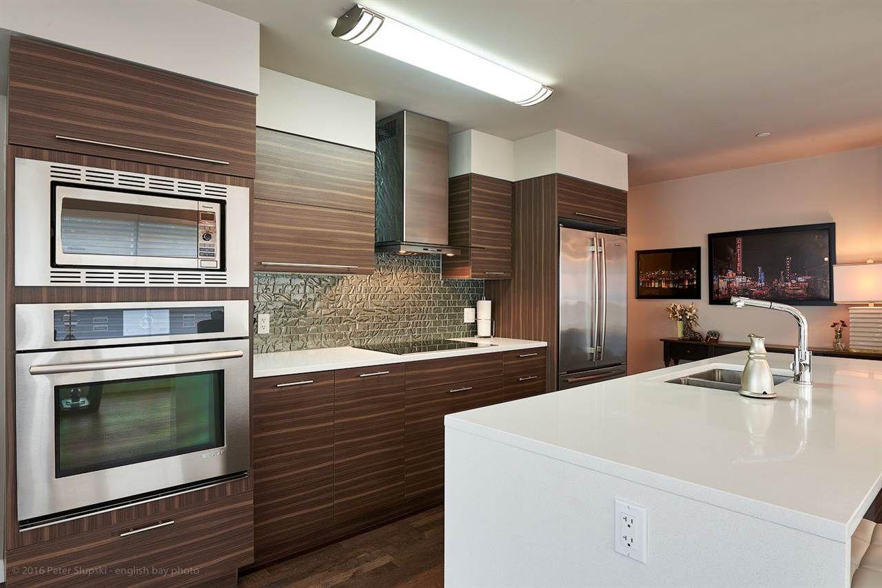 Photo 6: Photos: 401 317 BEWICKE Avenue in North Vancouver: Hamilton Condo for sale : MLS®# R2118583