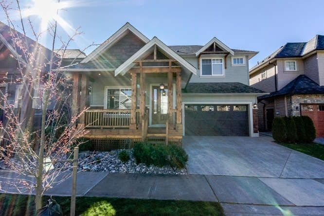 """Main Photo: 17306 1A Avenue in Surrey: Pacific Douglas House for sale in """"Summerfield"""" (South Surrey White Rock)  : MLS®# R2047502"""