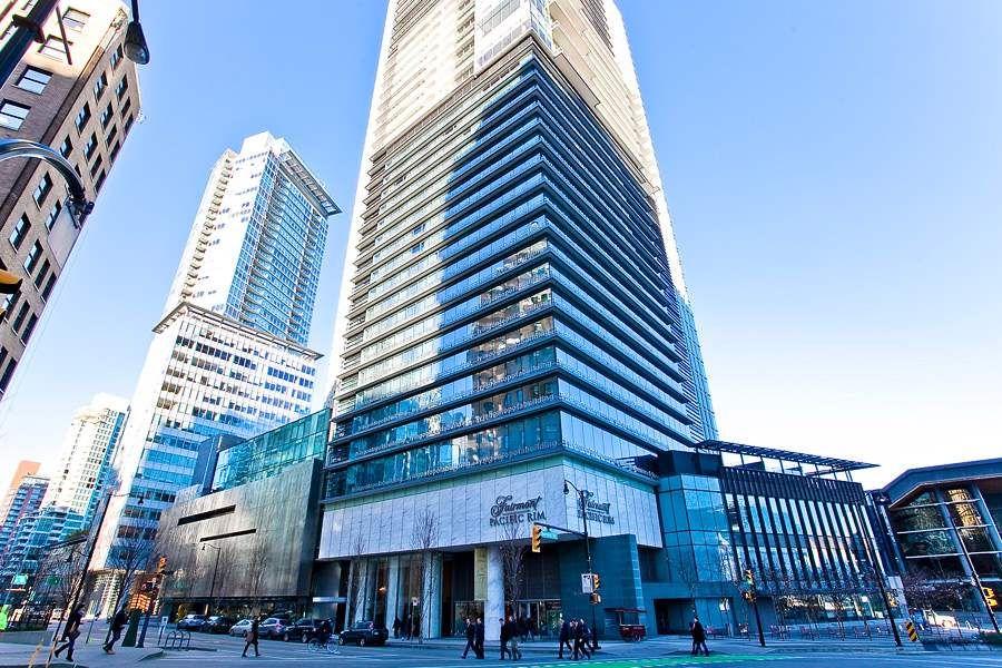 "Photo 18: Photos: 2407 1011 W CORDOVA Street in Vancouver: Coal Harbour Condo for sale in ""FAIRMONT PACIFIC RIM"" (Vancouver West)  : MLS®# R2061360"