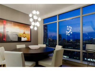 """Photo 3: 2703 788 RICHARDS Street in Vancouver: Downtown VW Condo for sale in """"L'HERMITAGE"""" (Vancouver West)  : MLS®# V912496"""