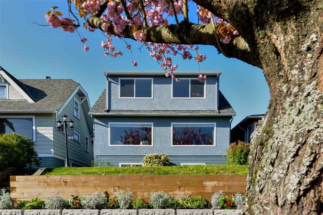 Main Photo: 2973 E 7TH AVENUE in Vancouver: Renfrew VE House for sale (Vancouver East)  : MLS®# R2055849