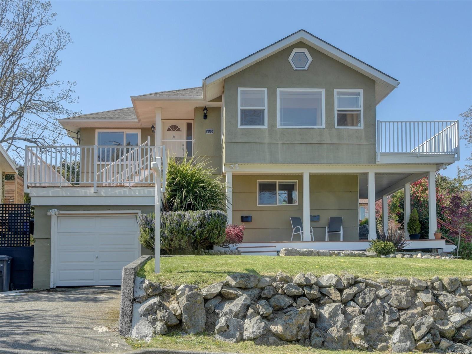 Main Photo: 936 Forshaw Rd in : Es Kinsmen Park House for sale (Esquimalt)  : MLS®# 873297