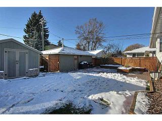 Photo 20: 3119 35 Avenue SW in CALGARY: Rutland Park Residential Detached Single Family for sale (Calgary)  : MLS®# C3591829