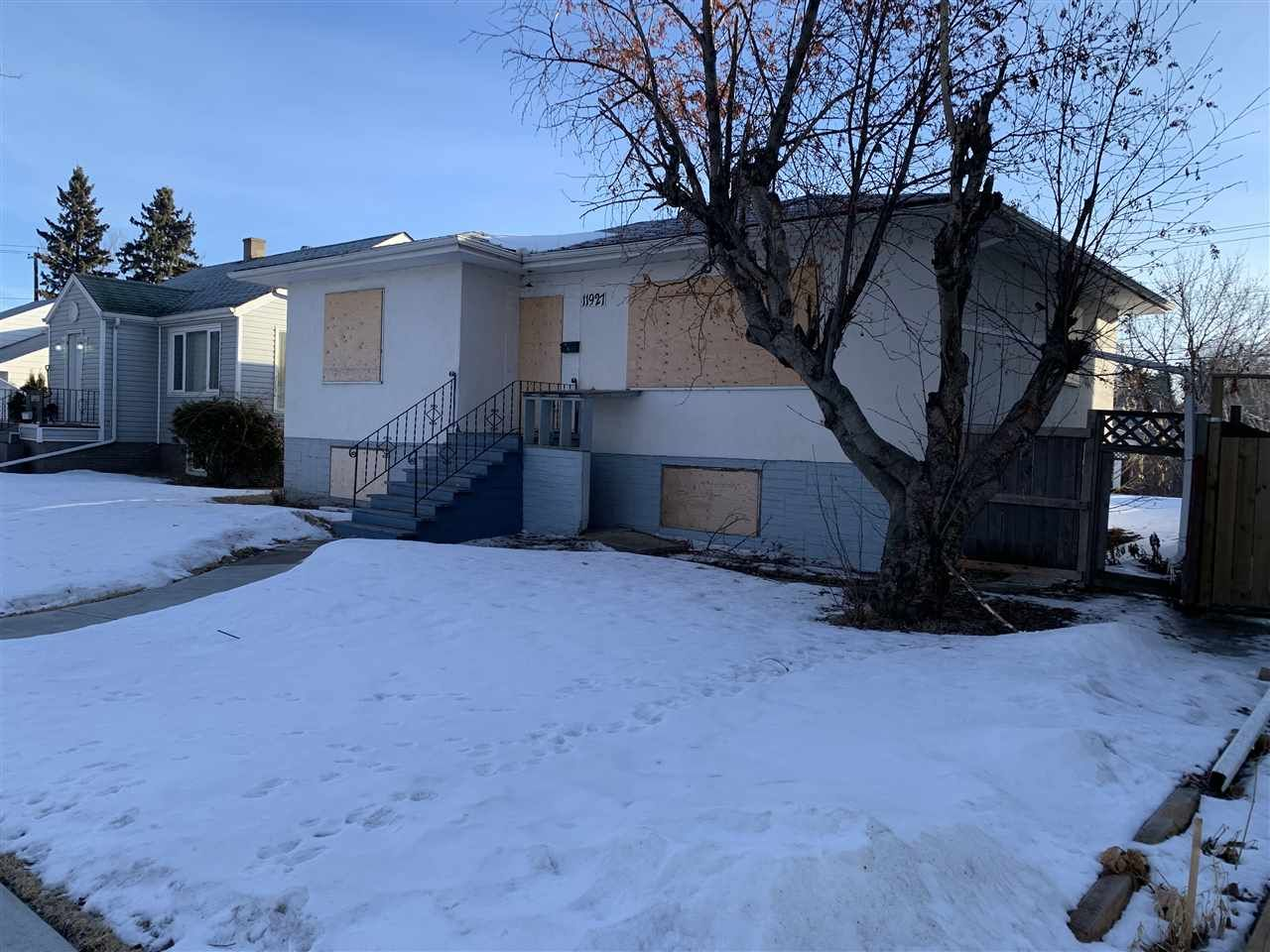 Main Photo: 11927 125 Street in Edmonton: Zone 04 Vacant Lot for sale : MLS®# E4231675