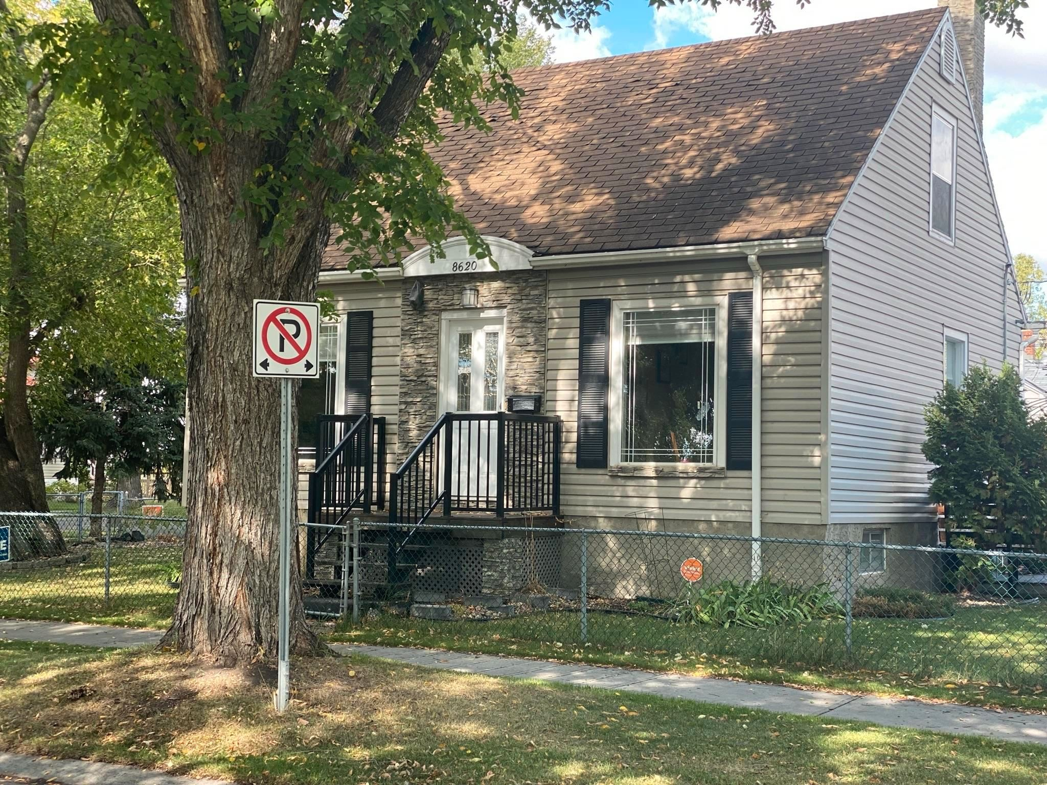 Main Photo: 8620 116 Avenue in Edmonton: Zone 05 House for sale : MLS®# E4263365