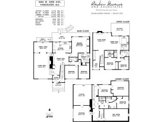 """Photo 20: 3982 W 33RD Avenue in Vancouver: Dunbar House for sale in """"Dunbar"""" (Vancouver West)  : MLS®# V1099859"""