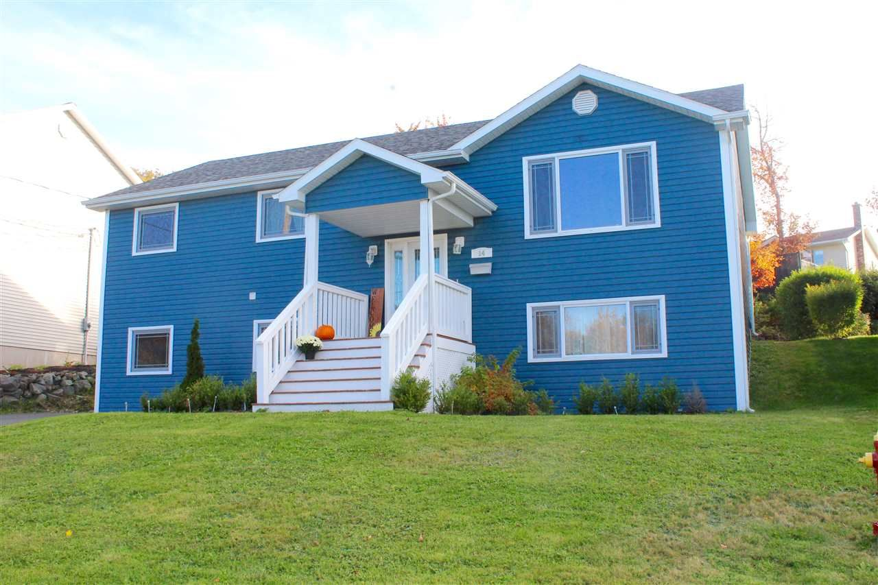 Main Photo: 14 Canso Drive in Sydney: 201-Sydney Residential for sale (Cape Breton)  : MLS®# 201924085