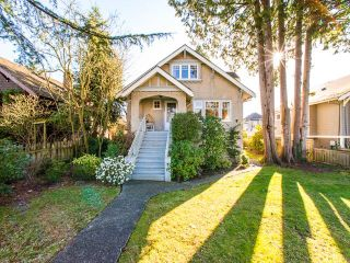 Photo 1: 6202 LARCH Street in Vancouver: Kerrisdale House for sale (Vancouver West)  : MLS®# R2247954