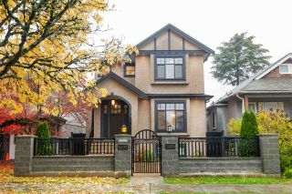 Main Photo: 5597 INVERNESS Street in Vancouver: Knight House for sale (Vancouver East)  : MLS®# R2345297