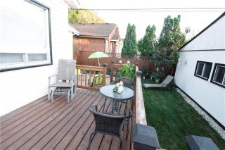 Photo 19: 1230 Dominion Street in Winnipeg: Sargent Park Residential for sale (5C)  : MLS®# 1922456